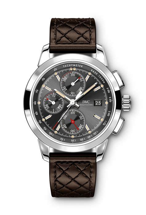 Iwc Ingenieur by Iwc Ingenieur Chronograph Edition 171 Rudolf Caracciola 187 Iw380702