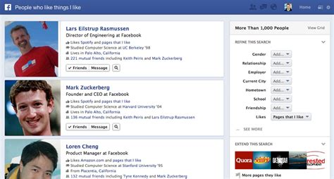 Faceboook Search Launches Graph Search Changes The Breaking Agbeat