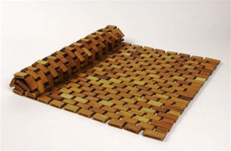 Ikea Teak Floor Mat by Warm And Teak Shower Mat Cookwithalocal Home And