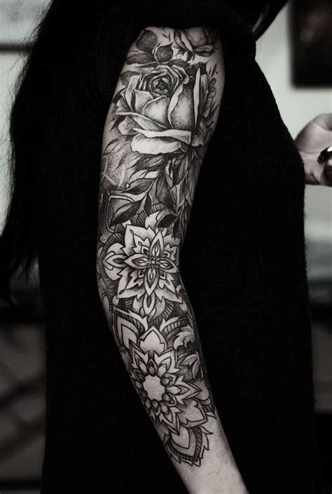 floral tattoo sleeves 70 eye catching sleeve tattoos floral sleeve tattoos