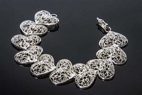 Handcrafted Silver Jewellery - washington dc boutique features handmade peruvian silver