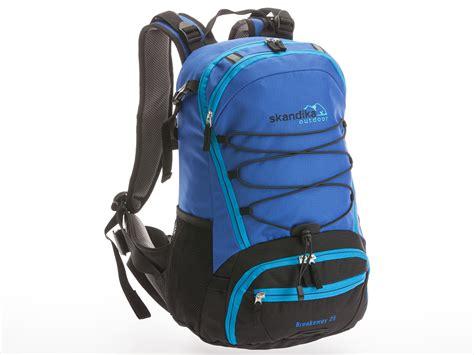 Baglady Preview Lk by Skandika Breakaway 25 Liter Daypack Wander Rucksack Blau