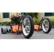 Drift Trike 65hp Gas Engine