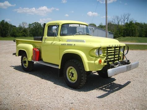 dodge w200 power wagon dodge power wagons pinterest 1958 dodge w200 power giant power wagon power wagons 2