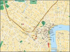 us map states new orleans map of new orleans city maps of united states