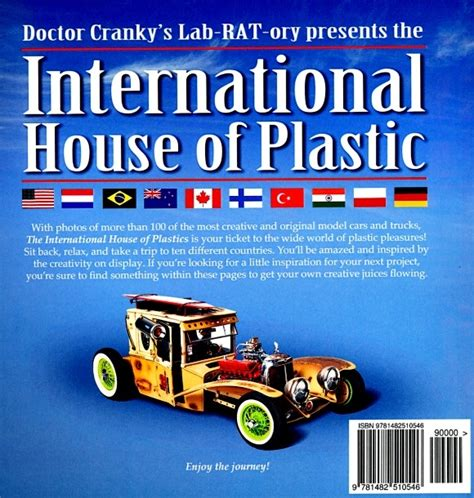 131 Days House Of Volume 2 doctor cranky s lab rat ory international house of plastic