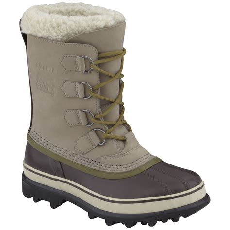 womens sorel snow boots sorel womens caribou winter boot