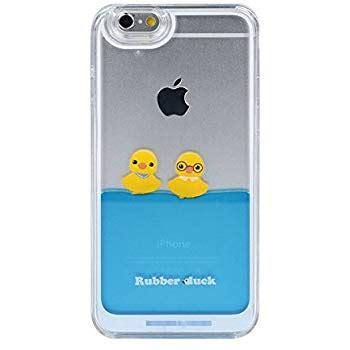 Duck For Iphone 5 Iphone 5s iphone 5s creative design liquid floating