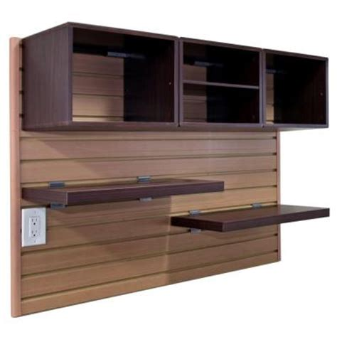 home depot bookshelves wall flow wall decor cube and shelves starter kit with panels