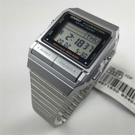 Casio Databank Db 380 1 s casio data bank digital db380 1d