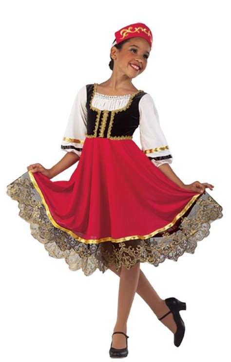 Kalina Puff dansco 13683 kalinka costume resources