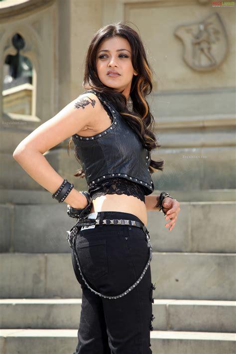 kajal agarwal tattoo on neck kajal agarwal posters image 7 telugu actress gallery