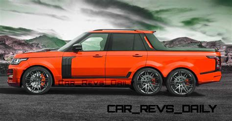 range rover truck range rover truck pixshark com images