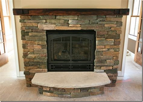 fireplace without bottom hearth living room