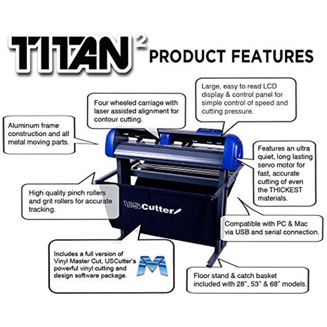 15 Inch Vinyl Cutter 15 inch uscutter table titan craft vinyl cutter with