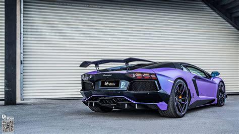 lamborghini aventador dragon edition purple lamborghini aventador in matte purple with dmc kit dmc sv