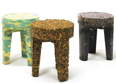 Designer Apartments recycled chairs by joost gehem