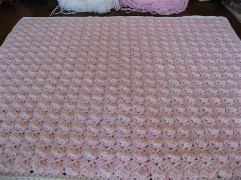 simple pattern for crochet baby blanket quick easy crochet baby blanket a photo on flickriver