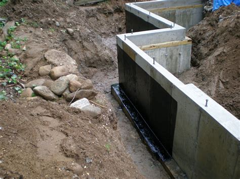 basement waterproofing a simple guide to foundation waterproofing in westchester