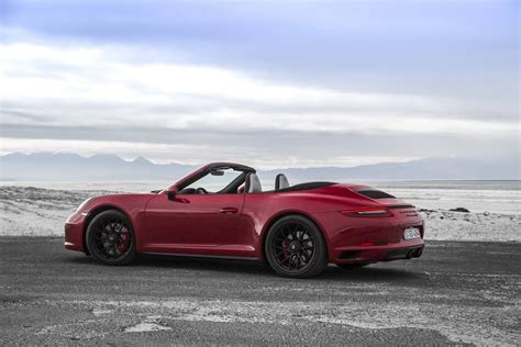 carmine red porsche 2017 porsche 911 carrera 4 gts review gtspirit
