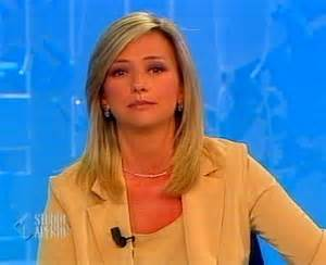 siria magri telegiornalista