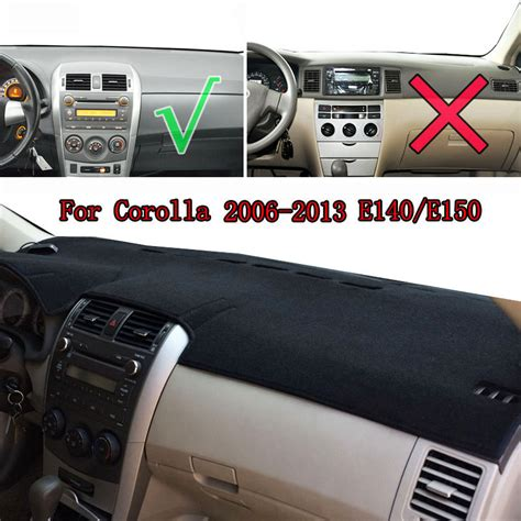 Grnt Cover Dashboard Toyota Great Corolla Karpet Dashboard Great Zz xukey for toyota corolla 2009 2013 dashmat dash cover dashboard mat pad carpet picclick ca