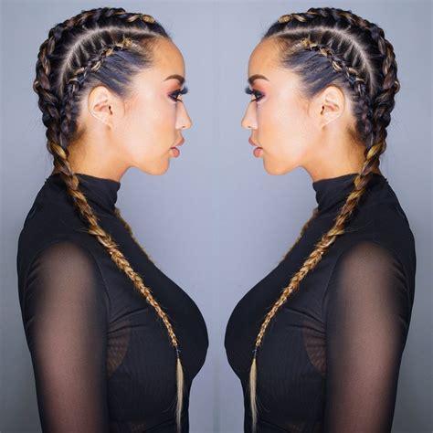 braided hairstyles kim kardashian arika sato braid tutorial side profile photo hairstyles