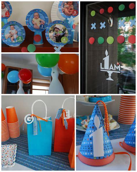 Birthday Decorations Diy by Diy 1st Birthday Theme Idea Hugs And Kisses Xoxo