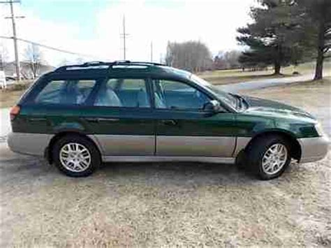 find used 2002 subaru outback ll bean 6 cylinder no