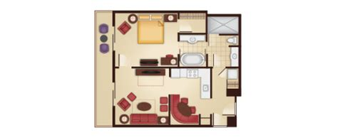 grand floridian 2 bedroom villa floor plan villas at disney s grand floridian dvc rental store
