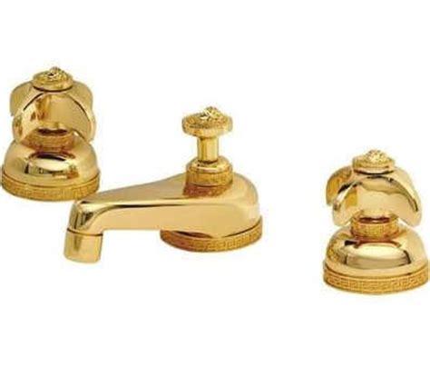 Versace Bathroom Accessories Versace Gold 3 Wash Basin Set Et Flair Furniture Inc