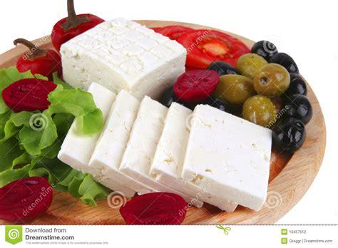 imagenes queso blanco queso blanco servido en la placa foto de archivo imagen