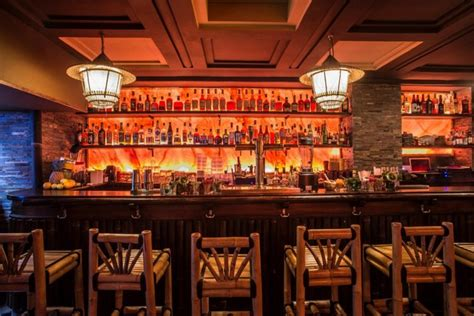 Top 5 Bars In by Top 5 Bars With Industrial Lighting In Vintage