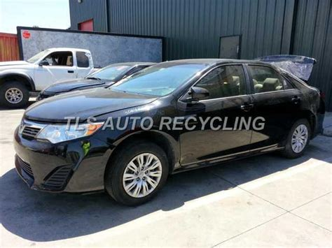 2012 Toyota Camry Performance Parts Parting Out 2012 Toyota Camry Stock 3064rd Tls Auto