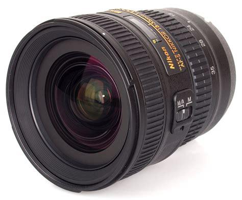nikon af s 18 35mm f 3 5 4 5g ed lens review