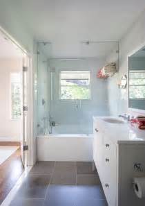 gray bathroom floor tile mixed with light blue wall