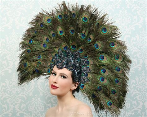 Sho Viva gallery for gt showgirl costume headpiece