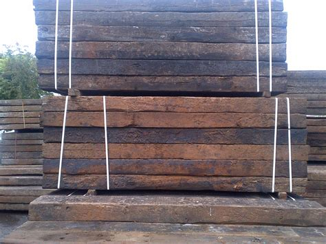 Railroad Sleeper by Grade Aa Railway Sleepers Just Received Into Stock 171 The