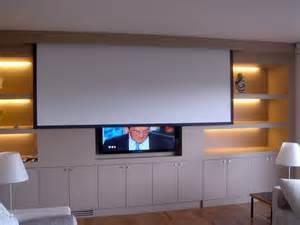 Installation Ecran Videoprojecteur by Les Installations Home Cin 233 Ma Audio Et Vid 233 O Blaack
