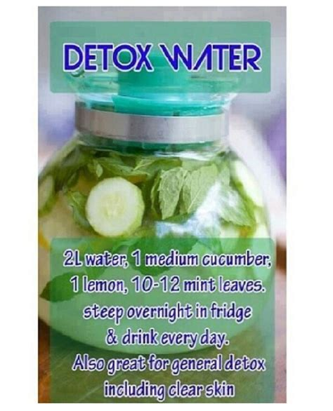 Flushing Water Detox by Detox Aka Flush Water Trusper