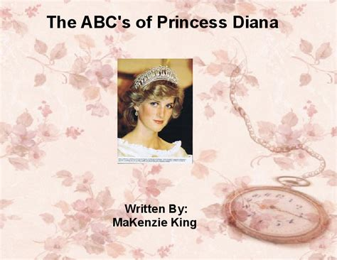 recount text biography lady diana the abc s of princess diana book 367512 bookemon