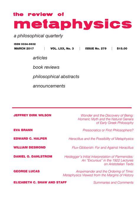 Review Of Metaphysics Dissertation Essay Contest review of metaphysics dissertation essay contest dissertationadviser x fc2