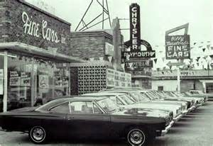 classic car dealers in new york car dealership chrysler plymouth 1968 vintage car