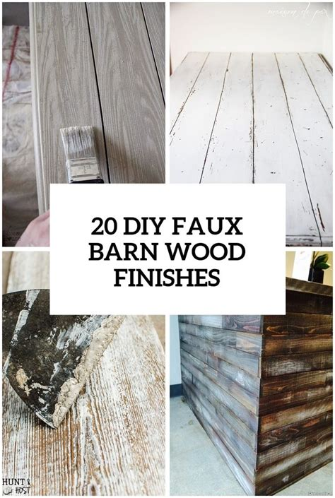 faux barn wood painting techniques 25 best ideas about barn wood tables on made