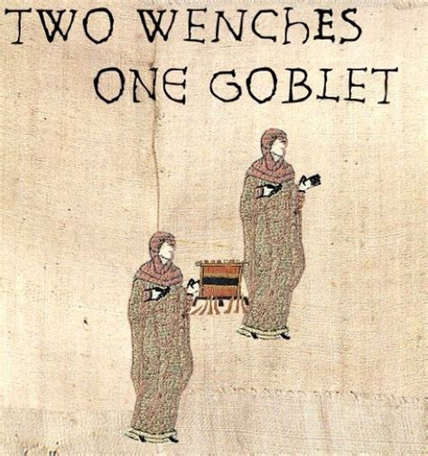 Tapestry Meme - going medieval the bayeux tapestry meme onelargeprawn