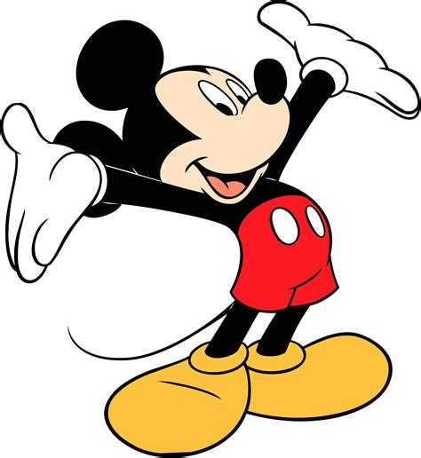 Mickey Clipart clip of mickey mouse for preschoolers coloring point