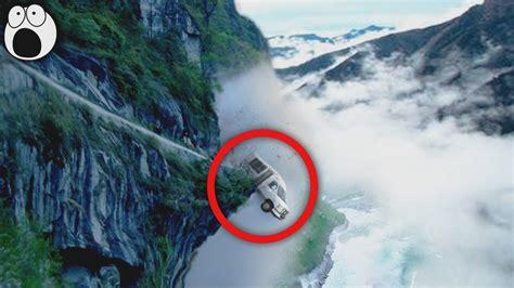 world dangerous 10 most dangerous roads in the world