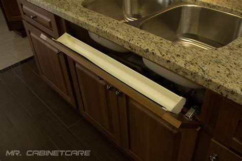 kitchen sink cabinet tray kitchen sink cabinet tilt out tray pull out sink tray