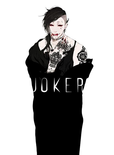 Find Uta 99 Best The Clowns Pierrot Tokyo Ghoul Images On