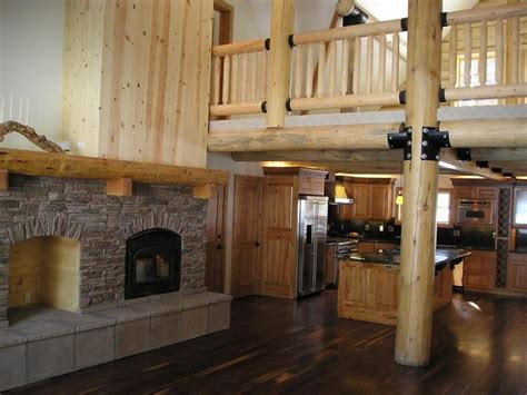 home interior design kit building a log home from start to finish with our system